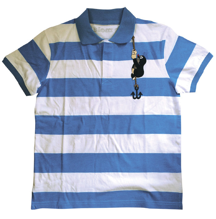   FREE SHIPPING: Polo shirts - Little Mole