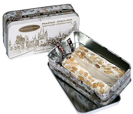 Czech Nougat from Czech Honey