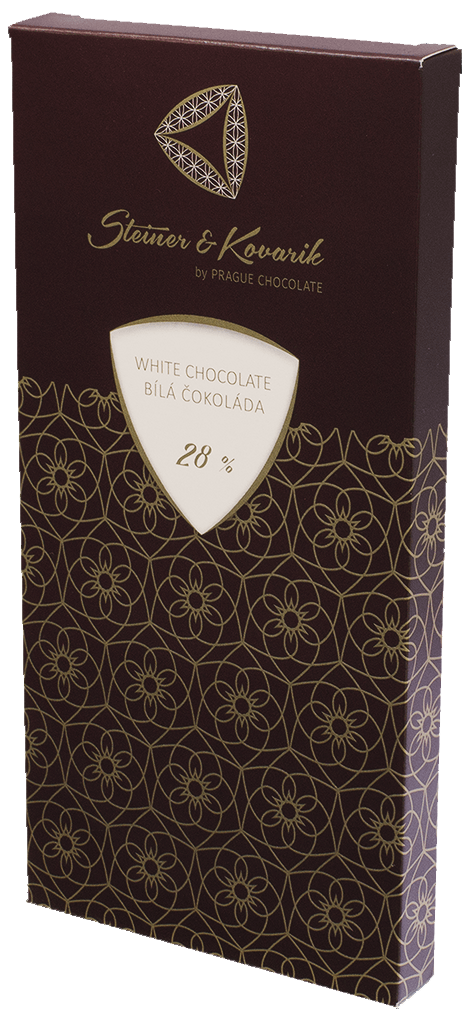 White Chocolate Bar 28% - 240g