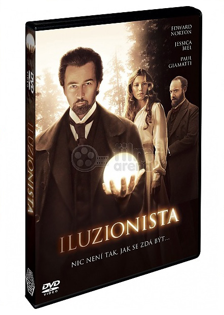   The Illusionist, american drama film
