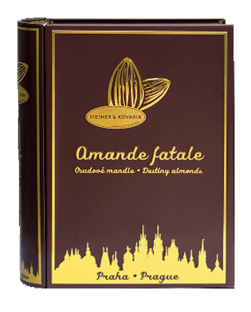 Amande Fatale - Gold Book