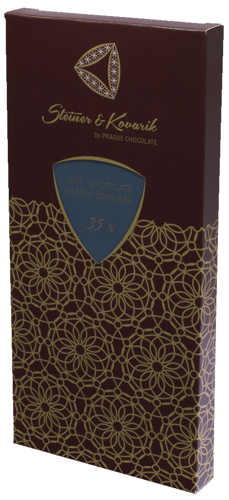 Milk Chocolate Bar 33% - 240g