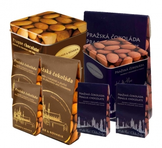 Free shipping: Almonds in chocolate