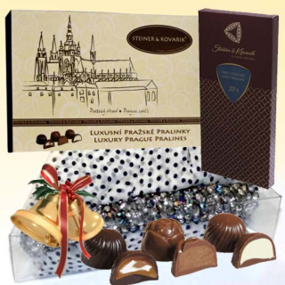 Christmas package from Prague